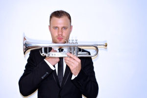 Dane Laboyrie will front the big band