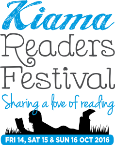 Kiama Readers Festival Logo Colour Hi Res